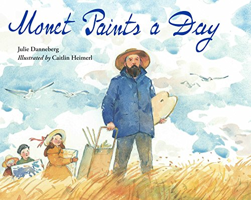 [Monet Paints a Day]