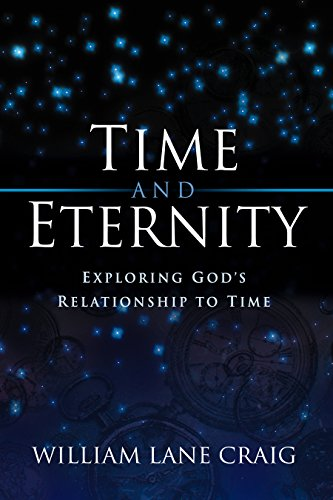 Time and Eternity Book Cover Picture