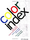 Color index: [over 1,100 color combinations, CMYK and RGB formulas, for print and Web media