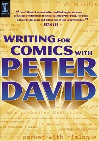 Writing for Comics with Peter David cover