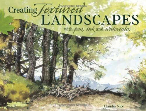 PDF Creating Textured Landscapes With Pen Ink Watercolor