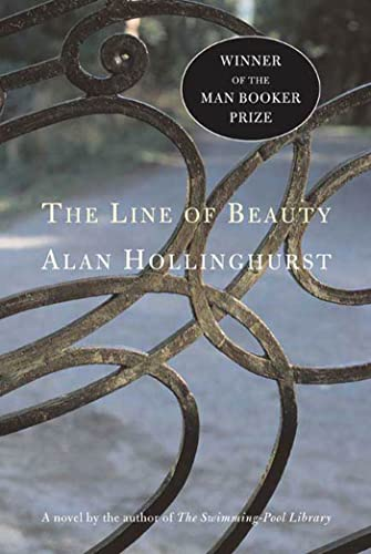 The Book Brothel   The Line of Beauty by Alan Hollinghurst