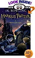 Harrius Potter et Philosophi Lapis (Harry Potter and the Philosopher's Stone, Latin... by J.K. Rowling