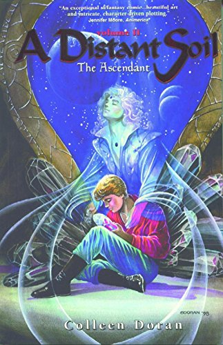 A Distant Soil: The Ascendant - Volume 2
