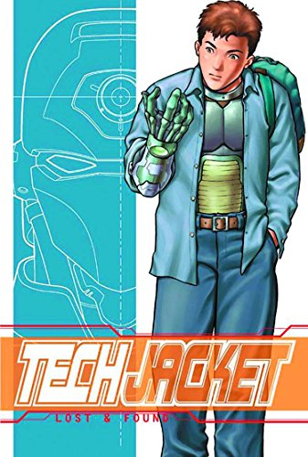 Tech Jacket: Lost and Found cover