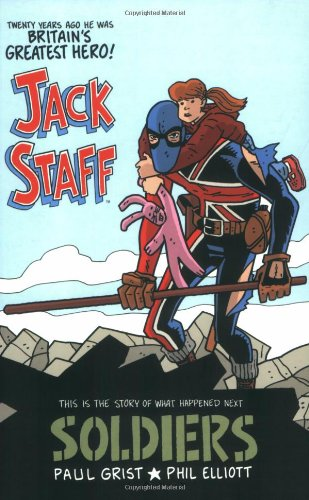Jack Staff: Soldiers cover