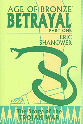 Age of Bronze: Betrayal cover