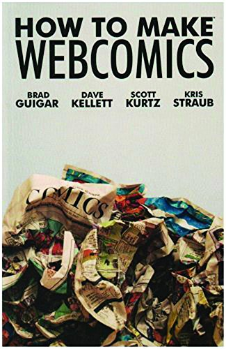 How to Make Webcomics cover