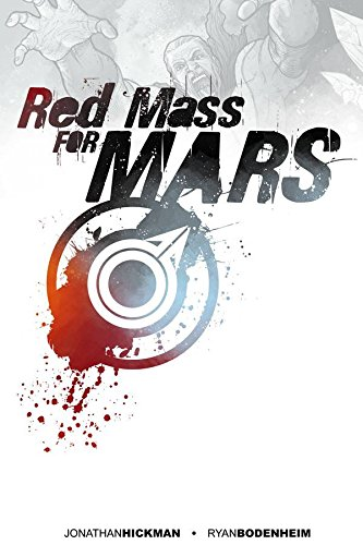 Red Mass For Mars Cover