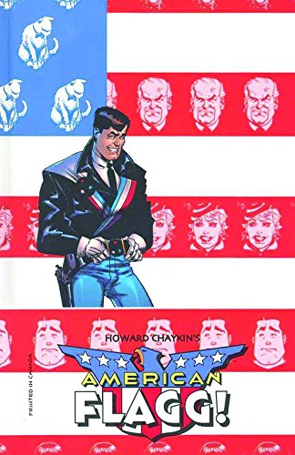 American Flagg! cover