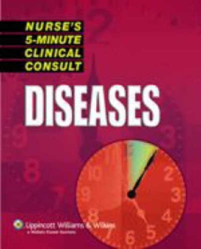 NURSE'S 5MINUTE CLINICAL CONSULT: DISEASES