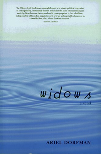 Widows A Novel