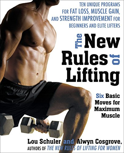 The New Rules of Lifting Book Cover Picture