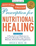 Book: Prescription for Nutritional Healing, 5th Ed, by Bach