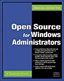 Open Source for Windows Administrators image