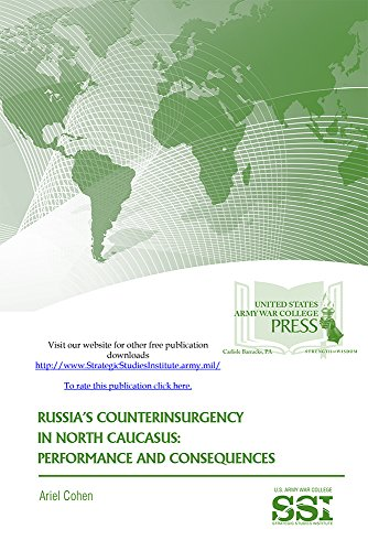 Cover art for Russia's Counterinsurgency in North Caucasus