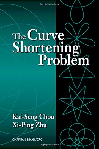 The Curve Shortening Problem by Kai Seng Chou, et al