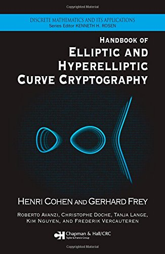 Pdf Handbook Of Elliptic And Hyperelliptic Curve Cryptography