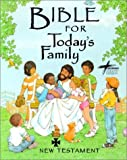 Bible for Today's Family (CEV New Testament)