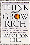 Book Cover: Think And Grow Rich By Napoleon Hill