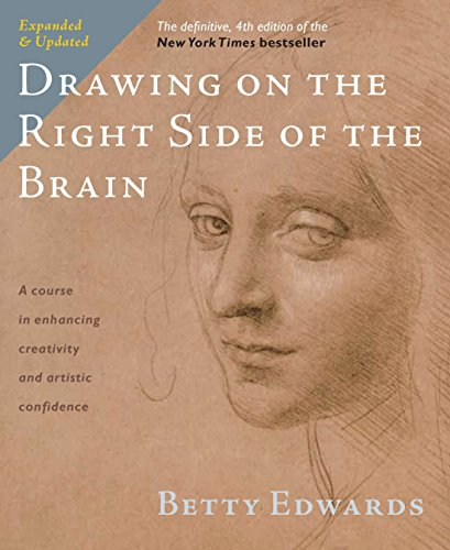 Drawing on the Right Side of the Brain Book Cover Picture
