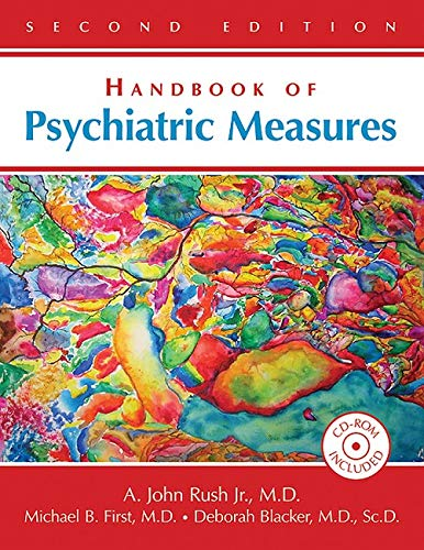 measures for clinical practice and research fischer joel corcoran kevin