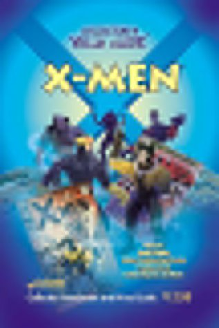 X-Men: Collector's Value Guide Cover