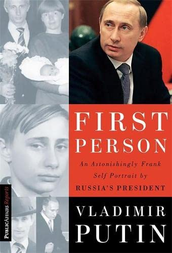 First Person: An Astonishingly Frank Self-Portrait by Russia