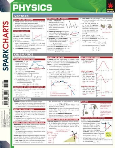 Physics (SparkCharts), SparkNotes