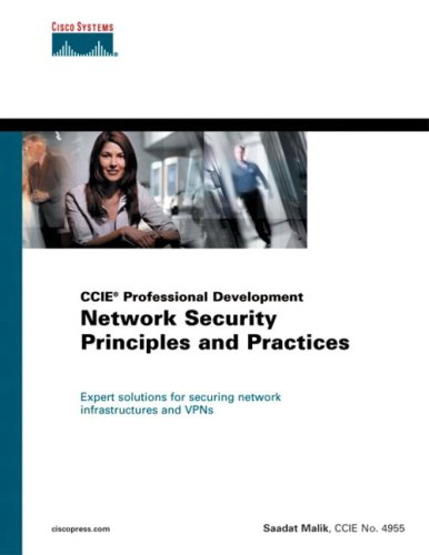 IT Certification Network Security Technologies and Solutions (CCIE Professional Development Series) (CCIE Professional Developme
