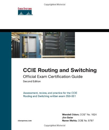 cisco press ccie routing and switching pdf