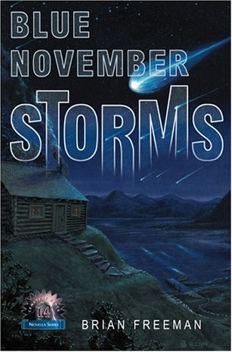 Blue November Storms by Brian Freeman