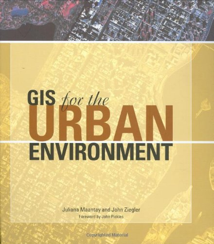 Books - GIS for Architecture - Research Guides at Washington ...