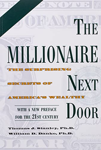 The Millionaire Next Door Book Cover Picture
