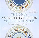 The Only Astrology Book You'll Ever Need book cover.
