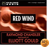 Red Wind [ABRIDGED] by  Raymond Chandler, et al