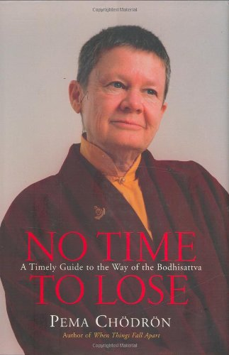 No Time to Lose: A Timely Guide to the Way of the Bodhisattva, Chodron, Pema