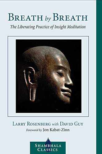 Breath by Breath: The Liberating Practice of Insight Meditation, by Rosenberg, L