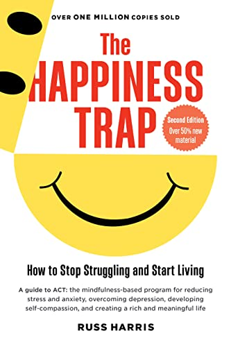 The Happiness Trap Book Cover Picture