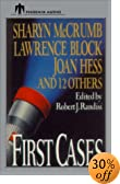 First Cases: First Appearances of Classic Private Eyes [UNABRIDGED] by  Robert J. Randisi (Editor), et al (Audio Cassette) 