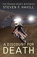 A Discount for Death by Steven Havill
