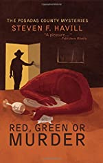 Red, Green, or Murder by Steven Havill