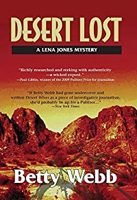 Desert Lost by Betty Webb