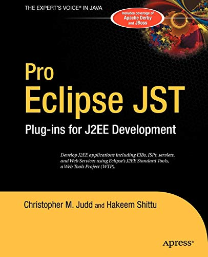 Pro Eclipse JST: Plug-ins for J2EE Development
