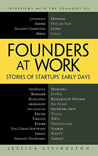 Founders at Work : Stories of Startup