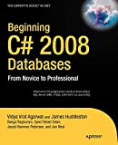 Beginning C? 2008 databases: from novice to professional