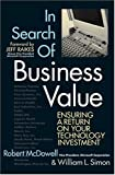 Buy In Search of Business Value: Ensuring a Return on Your Technology Investment from Amazon