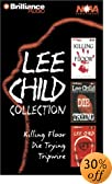 Lee Child Collection: Killing Floor/Die Trying/Tripwire [ABRIDGED] by  Dick Hill (Reader), et al (Audio Cassette - August 2002)