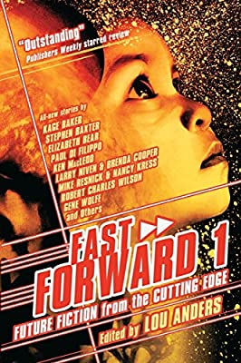 REVIEW: Fast Forward 1 edited by Lou Anders
