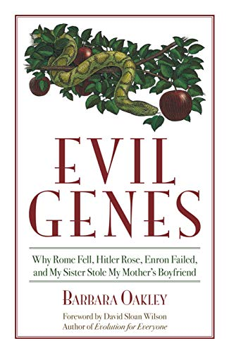 Evil Genes, by Oakley, Barbara